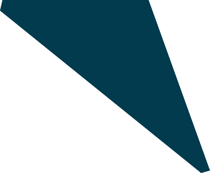 animated blue triangle