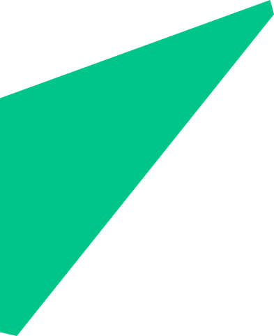 animated green triangle