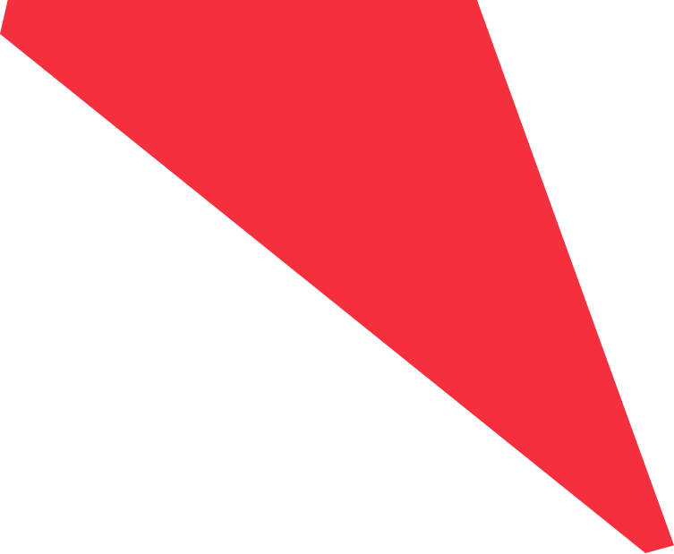 animated red triangle
