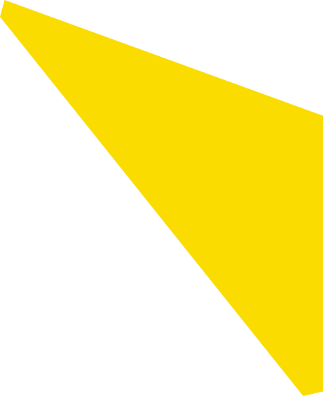 animated yellow triangle