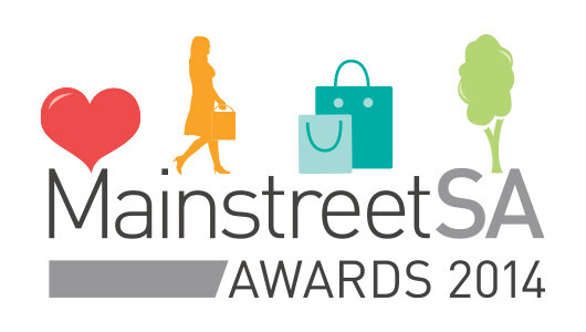 main street sa logo design