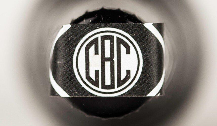 beer label by algo mas branding