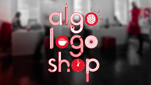 logo for branding algo mas logo workshop