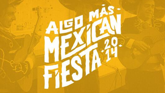 algo mas mexican fiesta party graphic
