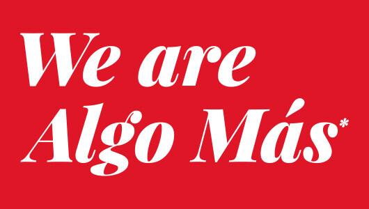 we are algo mas graphic