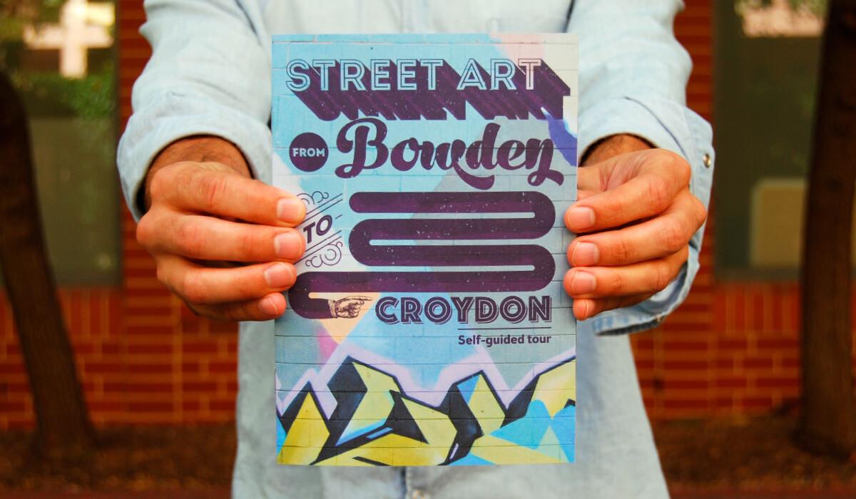 bowen street art booklet