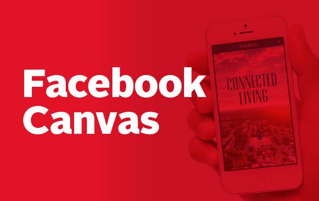facebook canvas graphic
