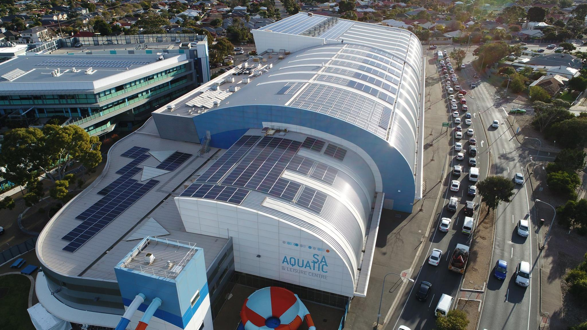 solar depot sa overhead view