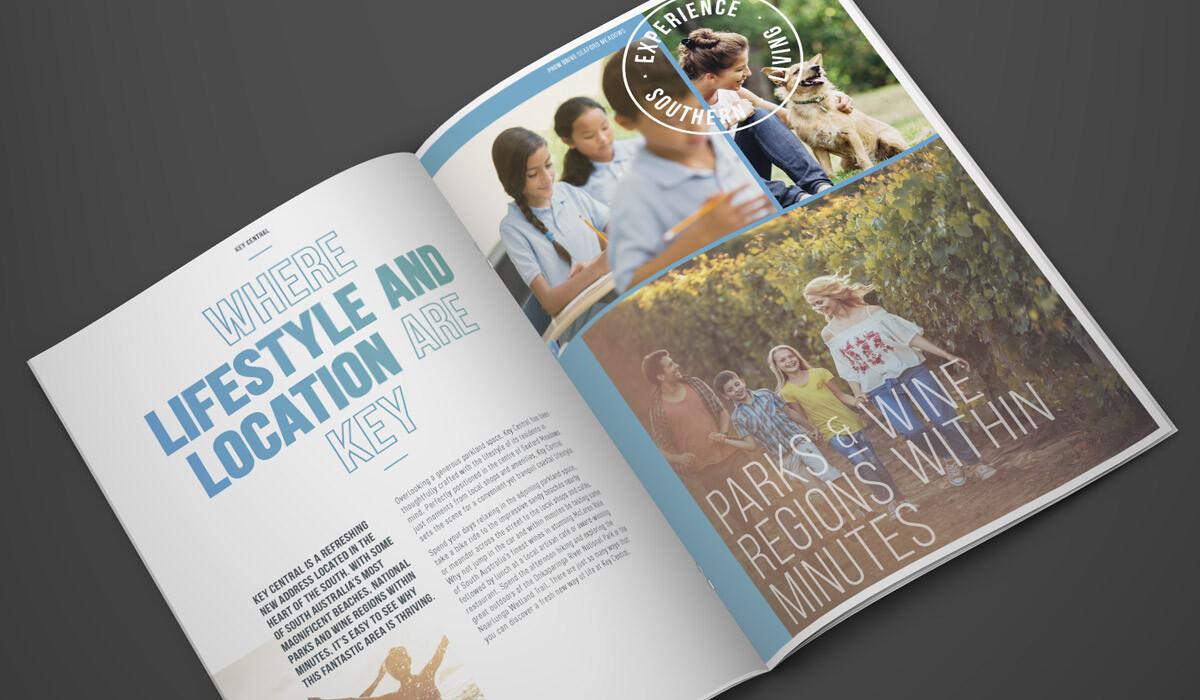 key central brochure