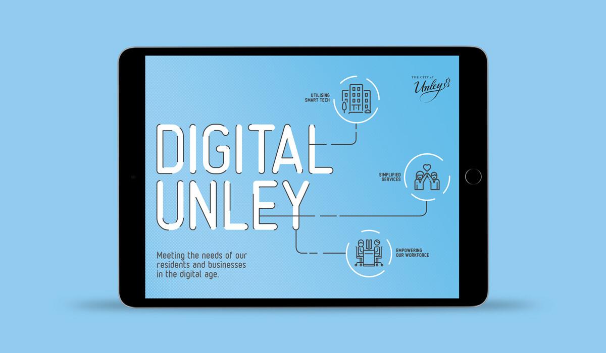digital unley designed by algo mas