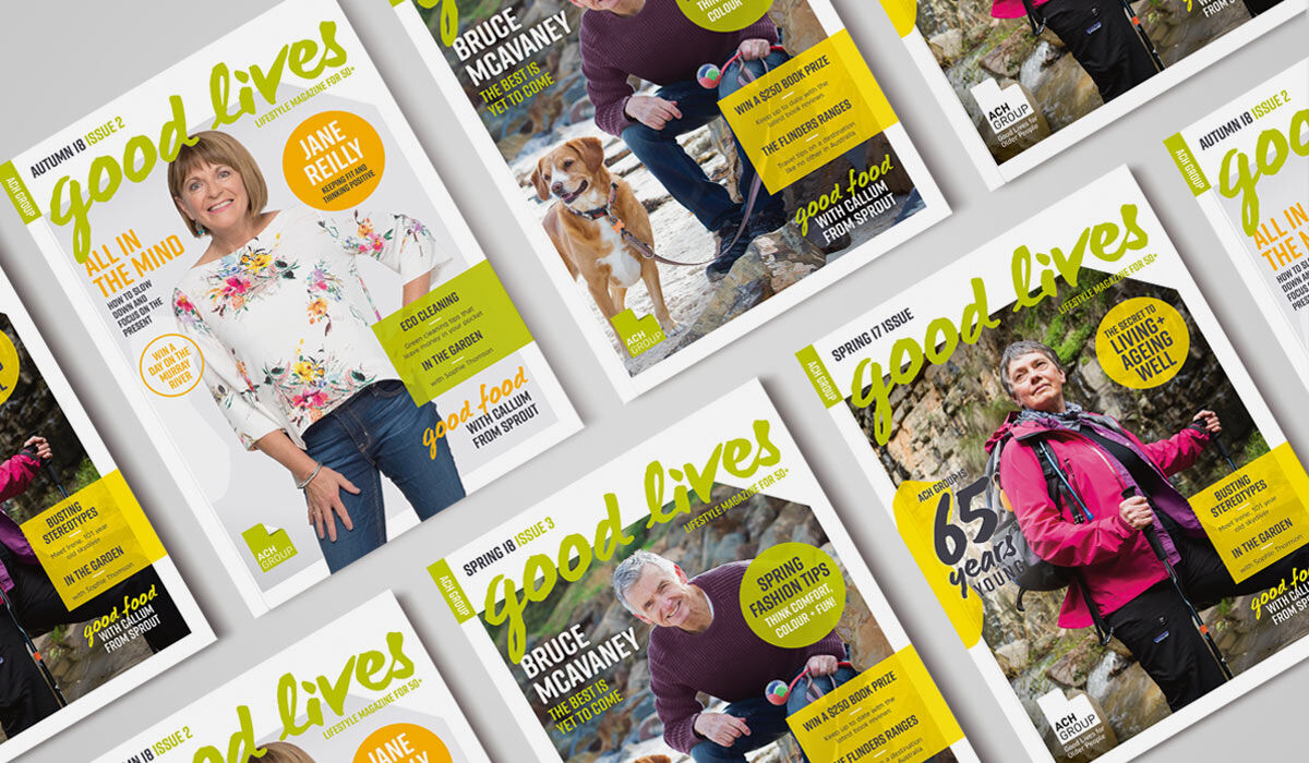goodlives magazine designed by algo mas
