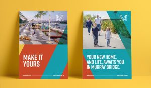 Murray Bridge Make It Yours Posters