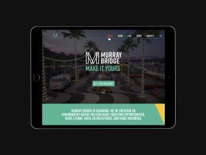 Murray Bridge Make It Yours Website Development