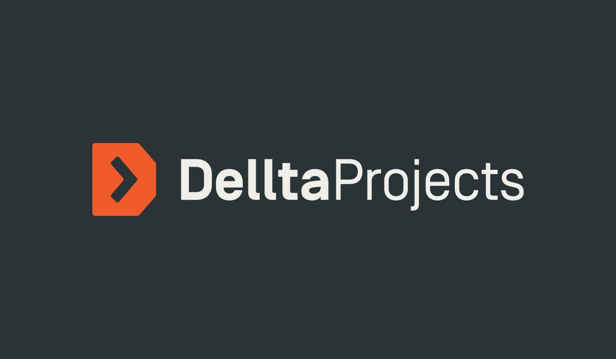 delta projects logo