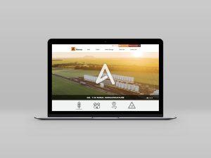 Ahrens Rural Website Development