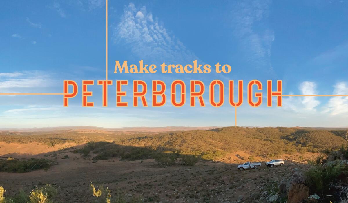 make tracks to peterbourough
