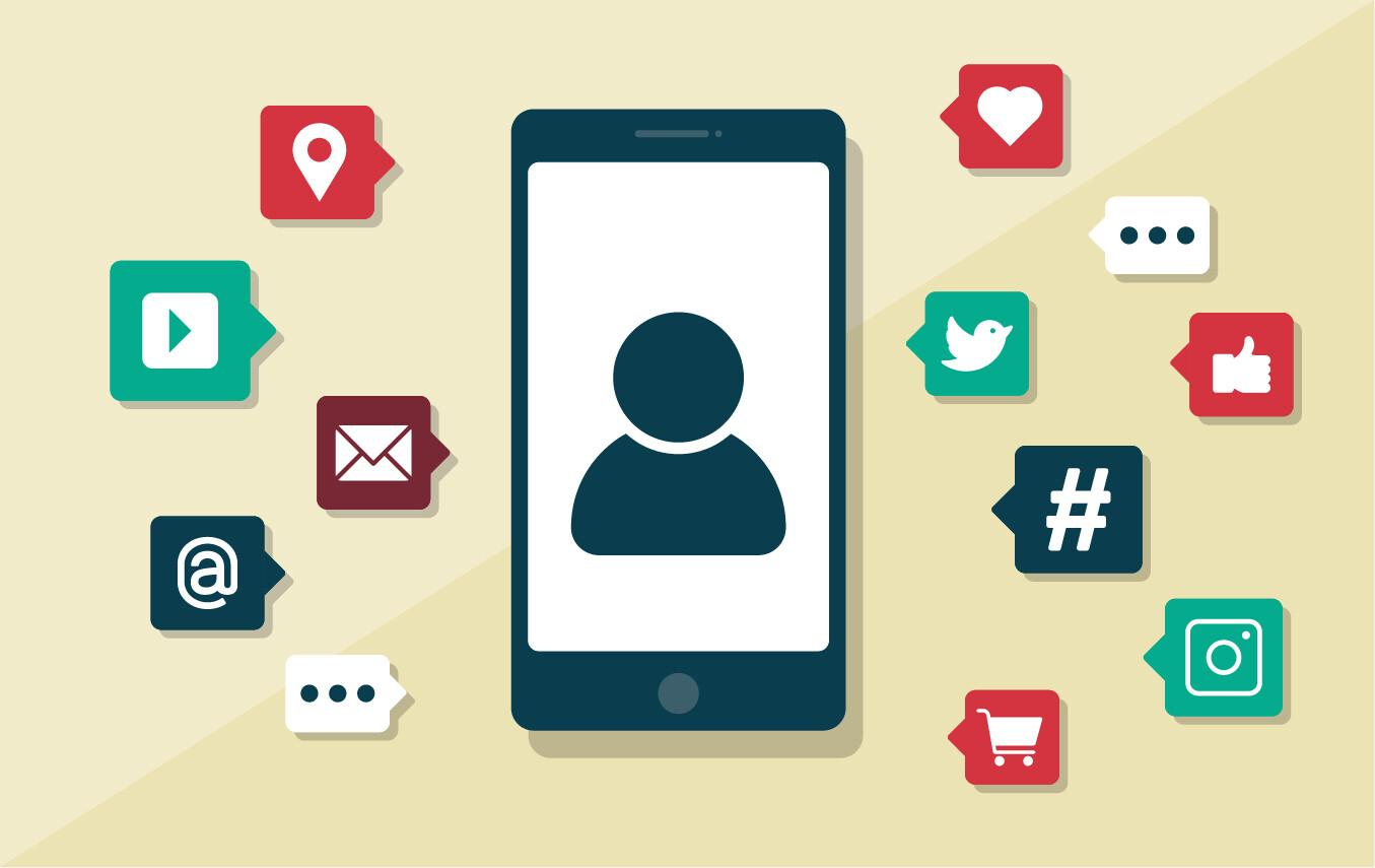 adelaide social media management icons