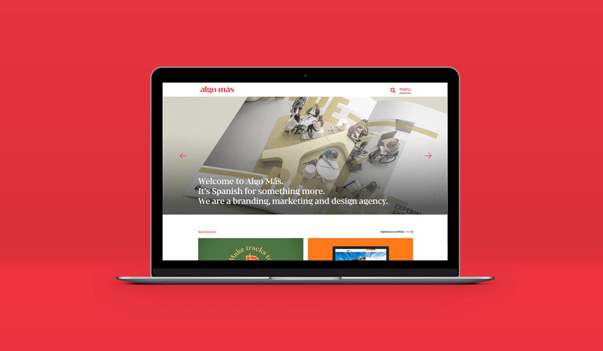 adelaide website development homepage