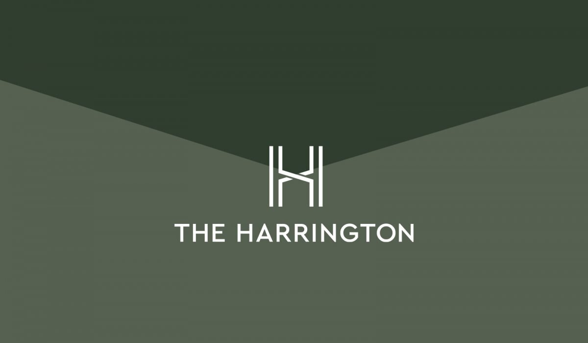 Adelaide Property Branding The Harrington Logo
