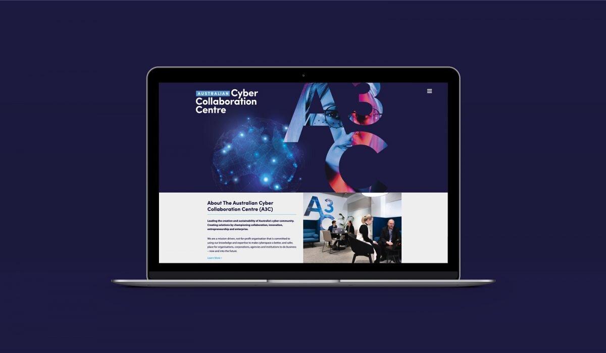 Adelaide Government A3C Website Design
