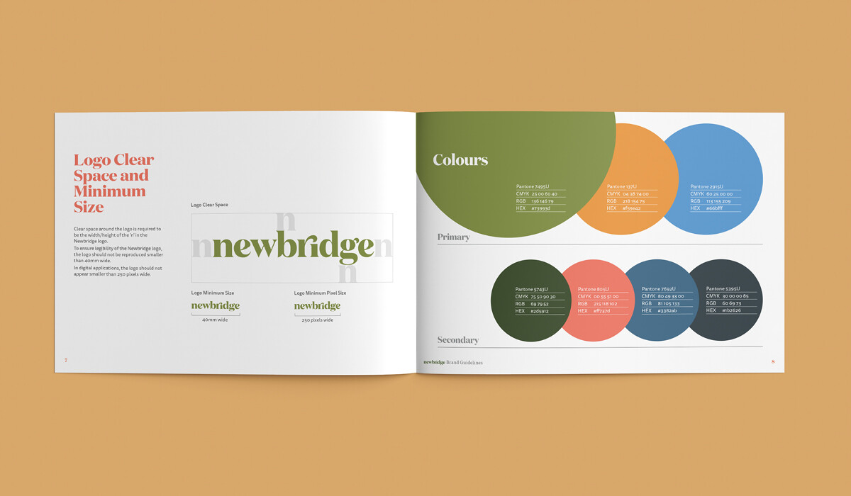 Adelaide Property Branding Newbridge Brand Guidelines